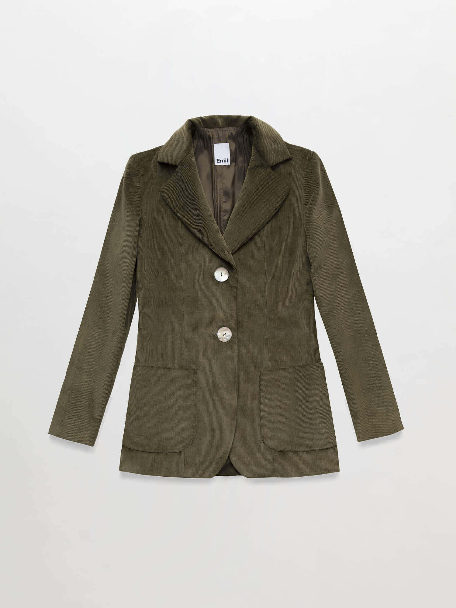 Lewis jacket, green