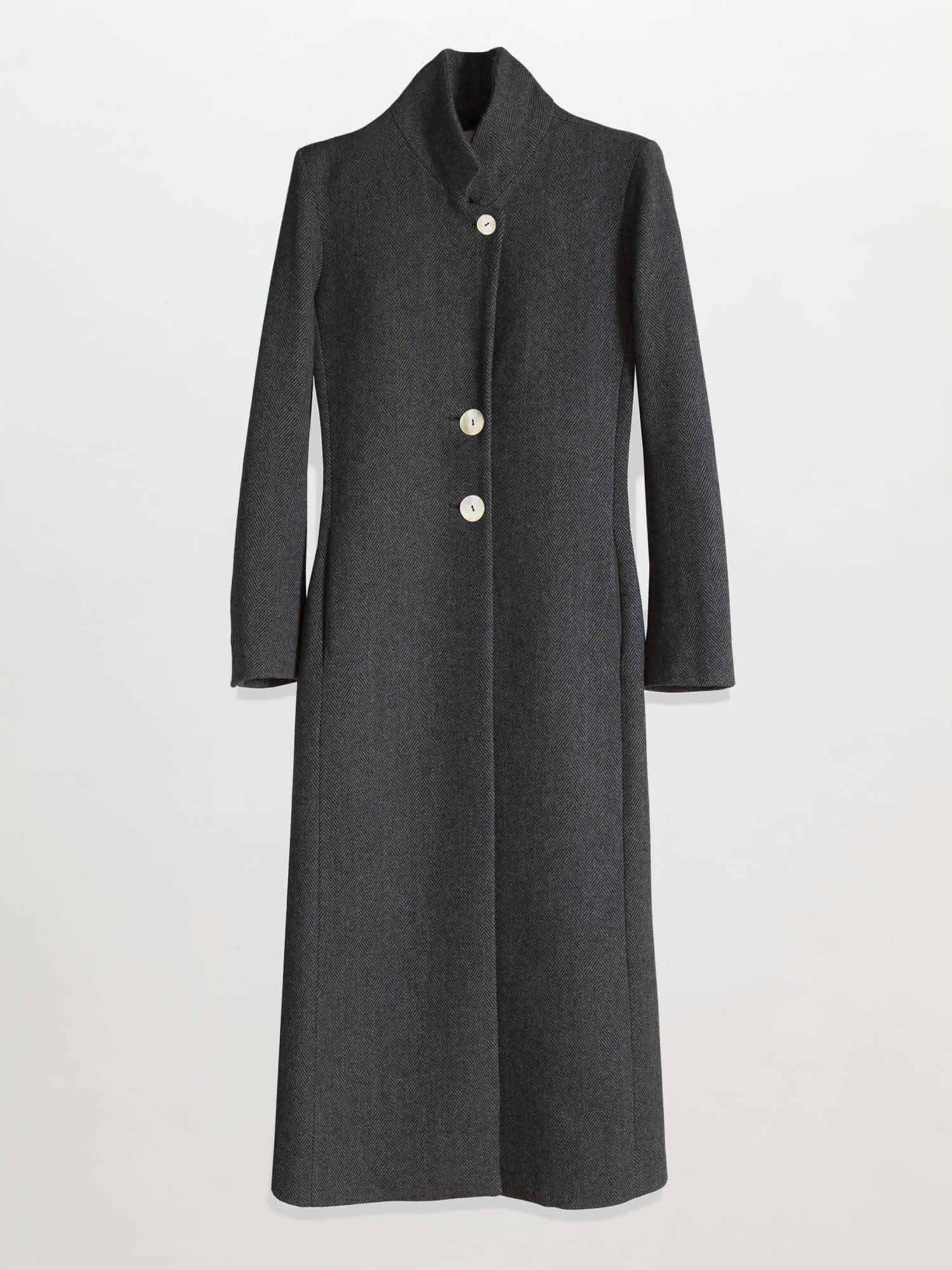Nipa coat, grey