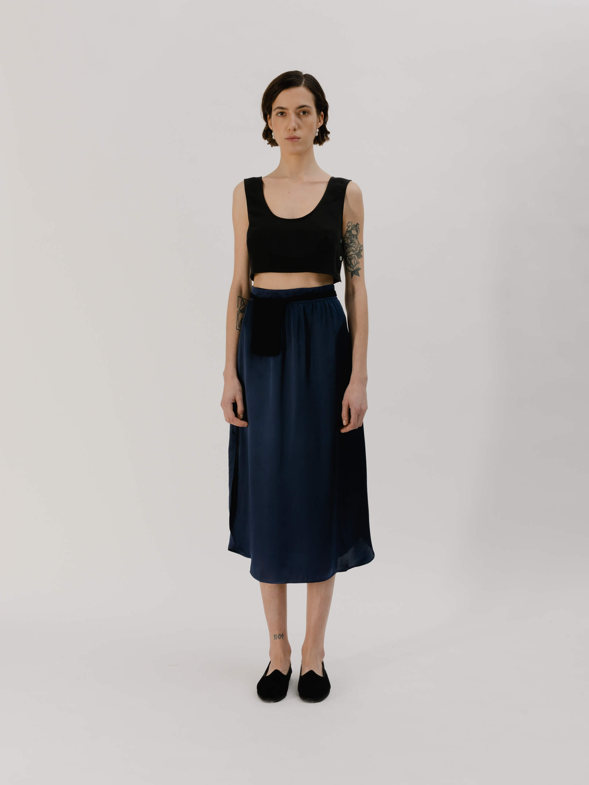 Laurie skirt, Night