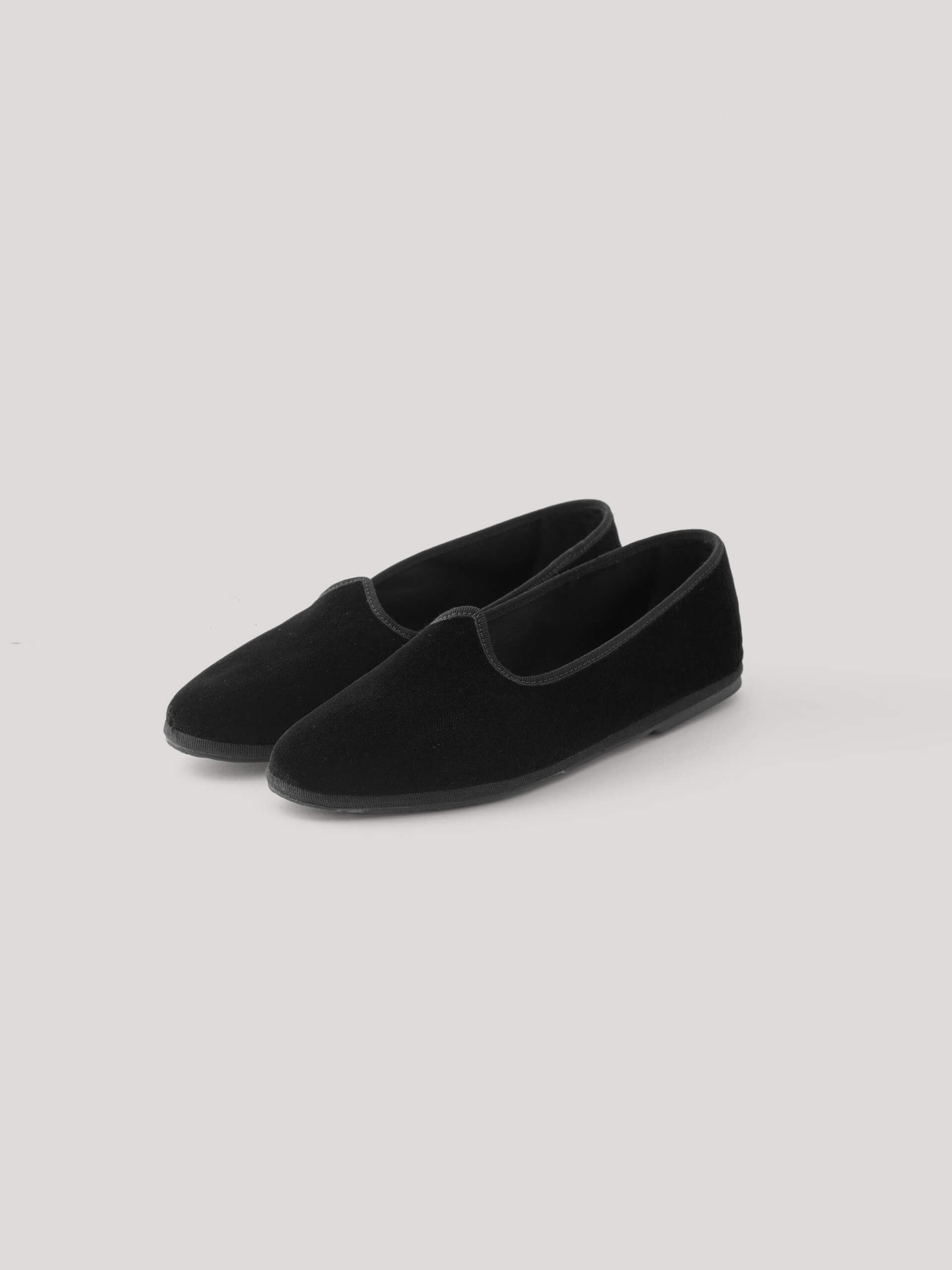 Friulane slippers, black